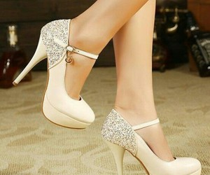 fashion, Prom, and shoes image