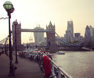 afternoon, bridge, and london image