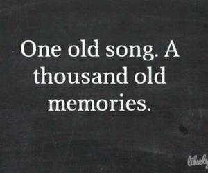 memories, song, and quotes image