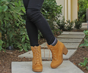 boots, cali, and fashion image