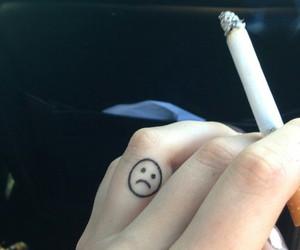 grunge, photos, and smoke image