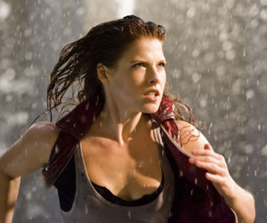 resident evil, ali larter, and claire redfield image