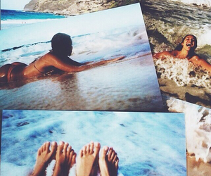 beach, body, and bohemian image
