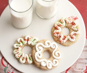 christmas, cookie, and recipes image