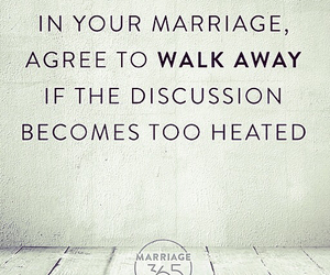 away, hurt, and marriage image