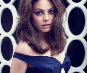 Mila Kunis, sexy, and model image