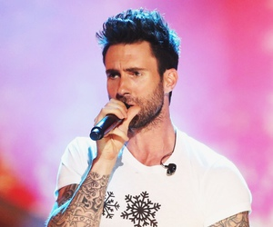maroon 5, maroon five, and adam levine image