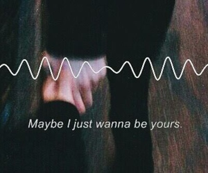 arctic monkeys and i wanna be yours image