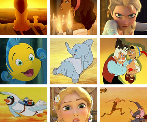 yellow and disney image