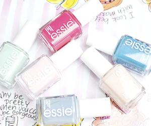 nail polish and essie image