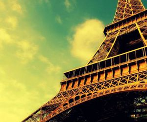 eiffel tower, tower, and france image