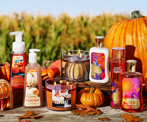 autumn and bath and body works image