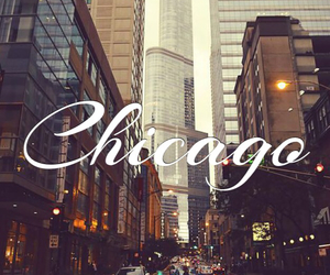 chicago, city, and illinois image