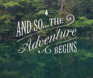 adventure, inspiration, and life image