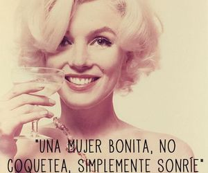 smile, Marilyn Monroe, and woman image