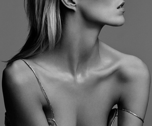 beauty, blonde, and model image