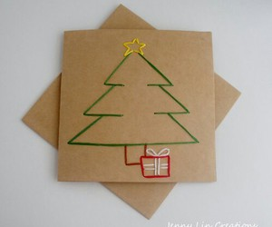 craft, tree, and embroidery image