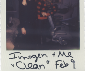 Taylor Swift, 1989, and clean image