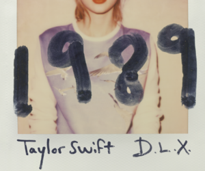 1989, Taylor Swift, and album image