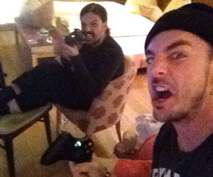 shannon leto, 30 seconds to mars, and tomo milicevic image