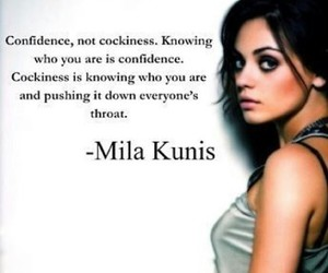 girl, inspiration, and Mila Kunis image