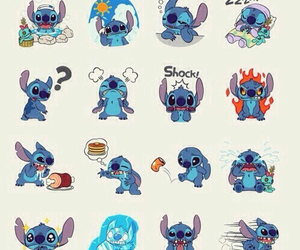 stitch, disney, and wallpaper image