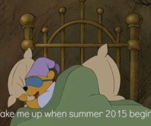 summer, 2015, and sleep image