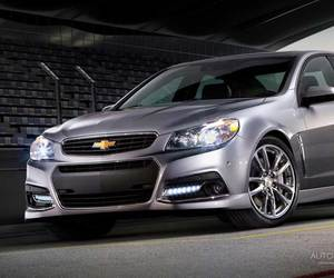 auto, gray, and chevrolet ss image