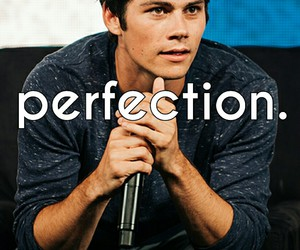 dylan, dylan o'brien, and perfection image