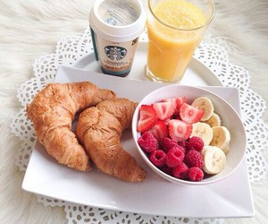 croissant, FRUiTS, and we ♡ it image