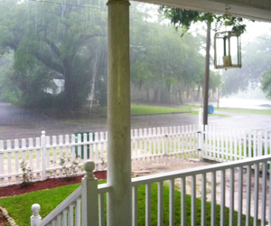 country, rain, and storm image