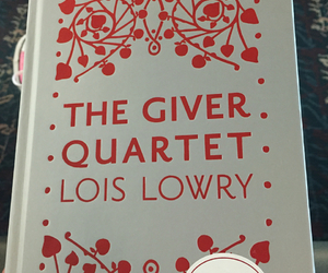 books, the giver, and lois lowry image