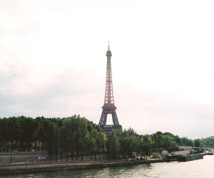 paris, eiffel tower, and beautiful image