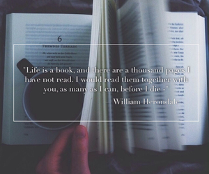book, will, and quote image