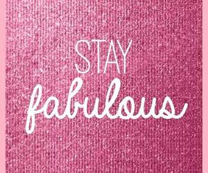 fabulous, fashion, and pink image
