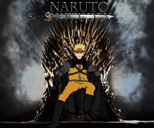 anime, naruto, and uzumaki image