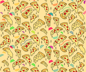 food, background, and pizza image