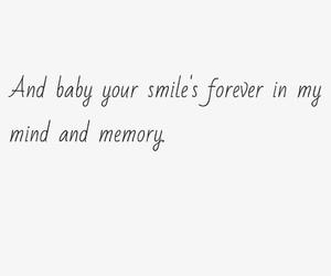 baby, Lyrics, and smile image
