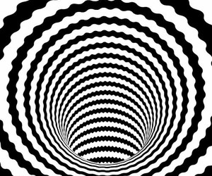 awesome, circle, and optical illusion image