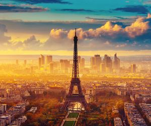 eiffeltower, paris, and travel image