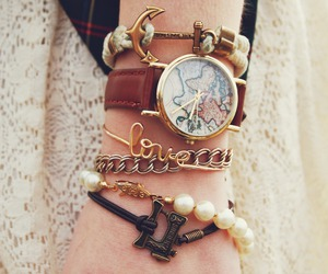 accessories, female, and bracelets image