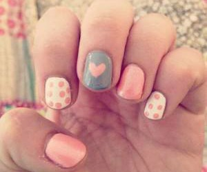 heart, nails, and ross image