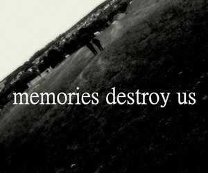 memories, destroy, and broken image