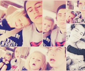 nashgrier, nash grier and his sister, and nash grier cute image