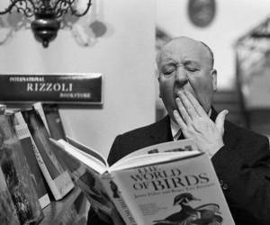 alfred hitchcock, director, and Hitchcock image