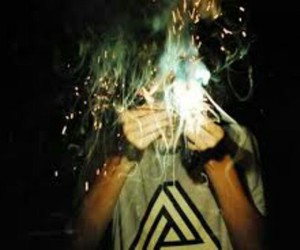 sparkler, tumblr, and lighting up image