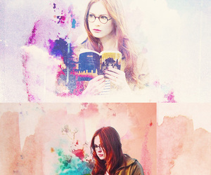 doctor who, karen gillan, and amelia pond image