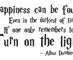 albus dumbledore, harry potter, and Darkness image