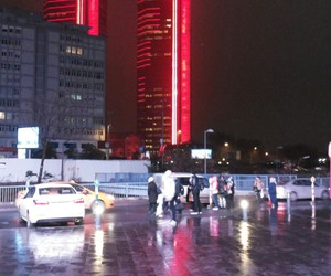 istanbul and build red light image