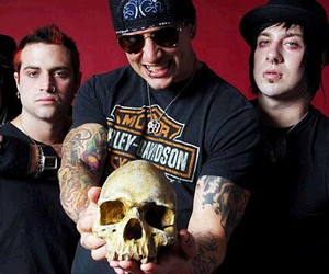 a7x, avenged sevenfold, and forever image